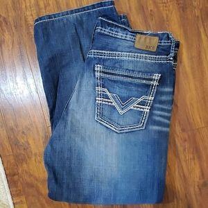 BKE Seth Jeans Mens denim size 36 x 30 the Buckle
